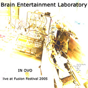 Brain Entertainment Laboratory - In Ovo -- CD-Cover