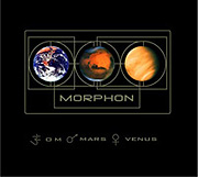 Morphon - Om-Mars-Venus -- CD-Cover