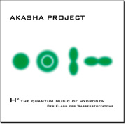 Akasha Project - H2 -- CD-Cover